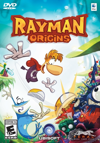Rayman Origins Mac Download