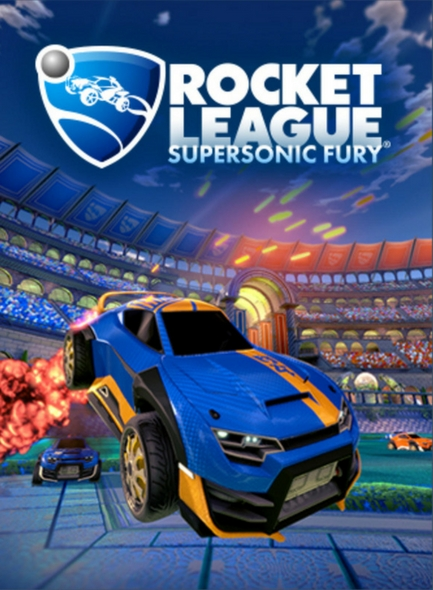 Rocket League Supersonic Fury dlc - Mac Download Games