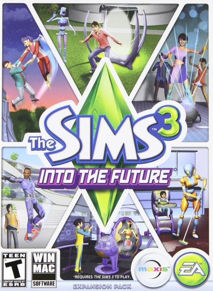 the sims 3 into the future mac download mac download games. Black Bedroom Furniture Sets. Home Design Ideas
