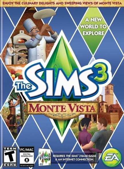 Sims 3 for mac download free