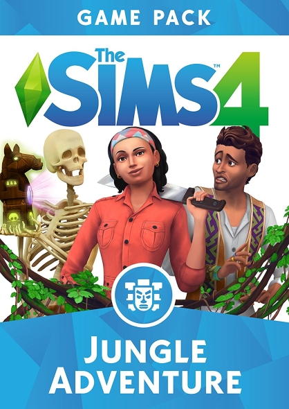 The Sims 4 Jungle Adventure Mac Download - Expansion Pack