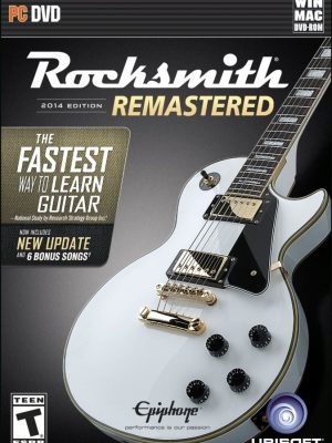 Rocksmith 2014 edition cranks up the volume with new matchbox.