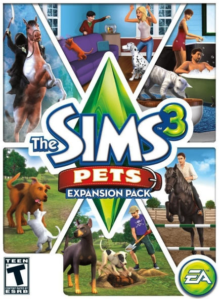The sims 3: pets (expansion pack) (pc & mac) free download | games.